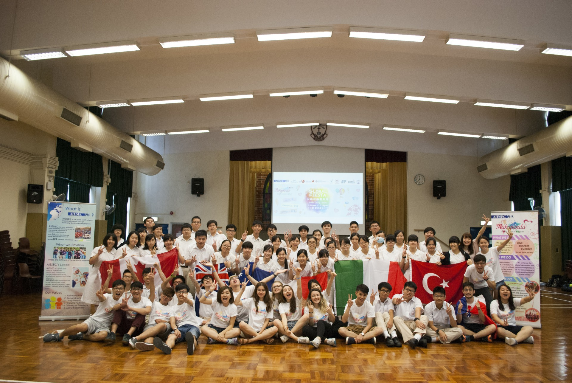 World Discovery Workshop